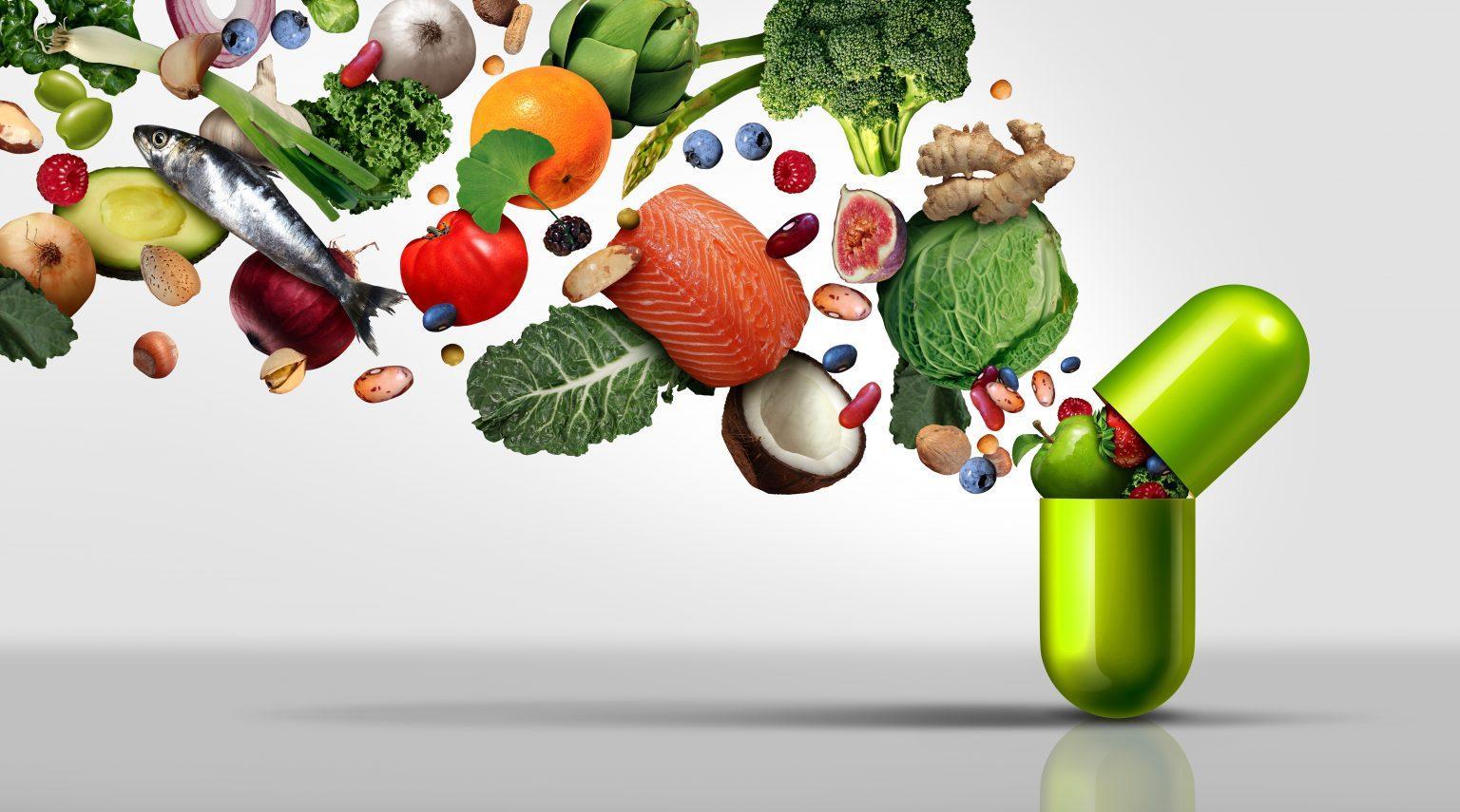 Cenne składniki zróżnicowanej diety możemy zamknąć w jedna kapsułkę